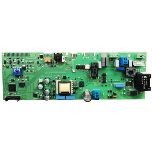 Worcester Bosch 8716119385 PCB + Back Panel