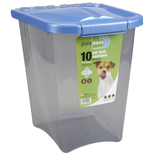 Van Ness 10lb Pet Food Container