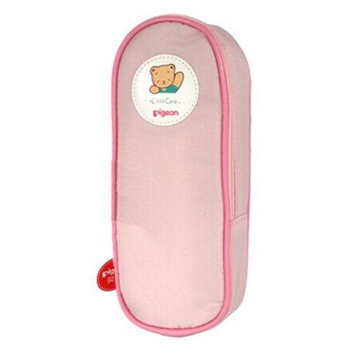 Feeder Milk Bottle Deading Warm Keep Pretecter Bag/Pink
