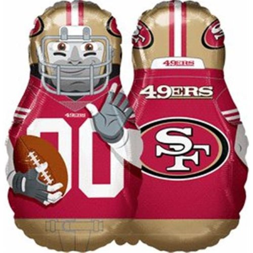 Anagram 91126 39 In NFL Player 49Ers Balloon On OnBuy