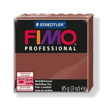 Staedtler - Fimo Professional 350g, Chocolate