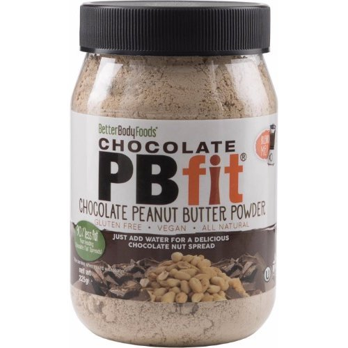 Betterbody  Pb Fit Chocolate Peanut Butter Powder 225g