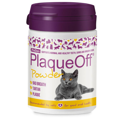 PlaqueOff Powder for Cats 40g