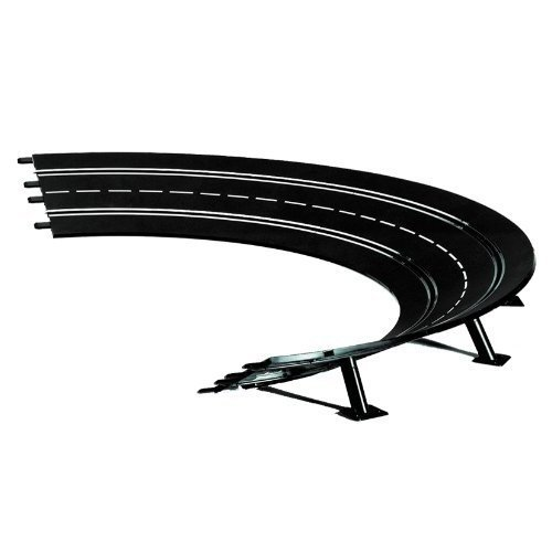 High banked curve 2/30- DIGITAL 132/124/Evolution Accessory - Carrera CA20575