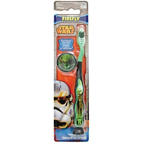 Firefly Toothbrush Travel Kit  Star Wars (Style May Vary)