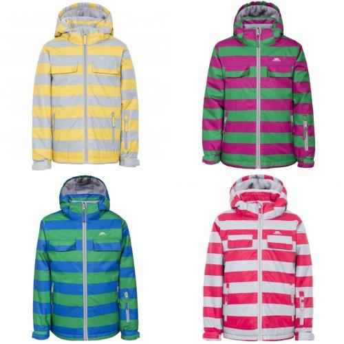 Trespass Childrens/Kids Motley Waterproof Ski Jacket