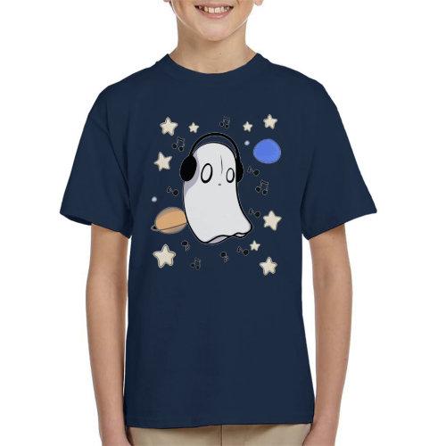 Undertale Napstablook Kid's T-Shirt