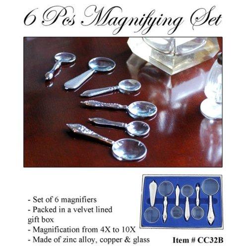 Cidron CC32B Magnifiers - Set of 6