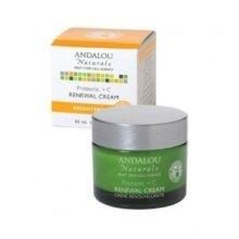 Andalou - Probiotic + C Renewal Cream