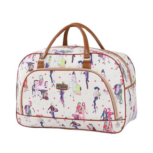 Travel Bag Ladies Women Tote Bags PU Leather Bags