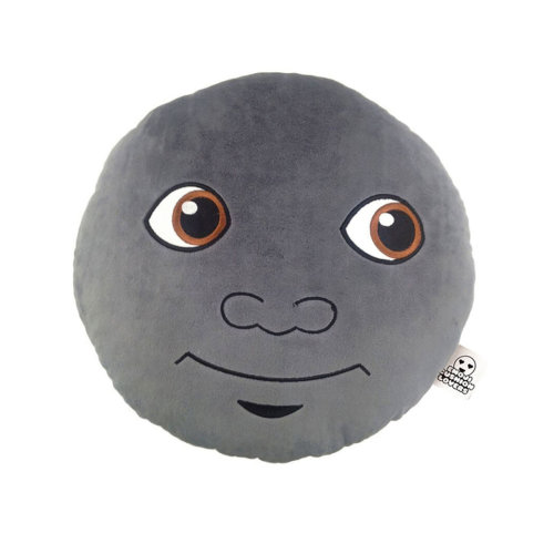 Love Bomb Moon Cushion