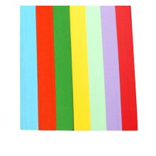 1350 Sheets Rainbow 7 Colors Origami Lucky Star Papers