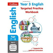 Year 3 English Targeted Practice Workbook: 2019 tests (Collins KS2 Revision and Practice)