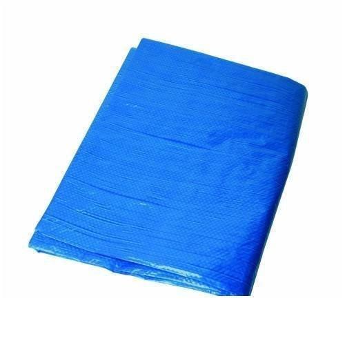 Silverline Tarpaulin 4.8 x 6.1m - 61m 48 Waterproof 675091 -  tarpaulin silverline x 61m 48 waterproof 675091