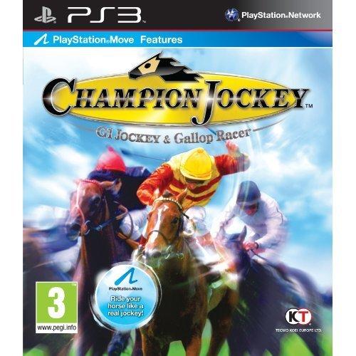 Champion Jockey (Playstation 3)