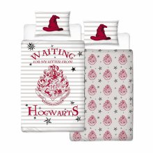 Single Harry Potter Duvet Cover Set | Reversible Harry Potter Bedding Set