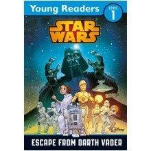 Star Wars: Escape from Darth Vader: a Star Wars Saga Reader