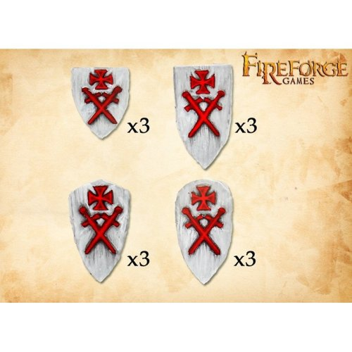 Fireforge Games Livonian Shields 2