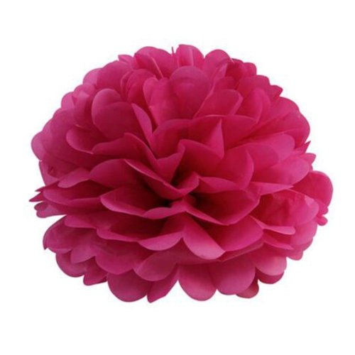10PCS Hanging Festival Flower Balls for Outdoor&Indoor Birthday Wedding Party Xmas Decoration, #B20