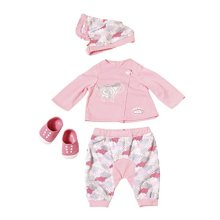 f2650ef8485 Baby Annabell 700402 Deluxe Counting Sheep Set