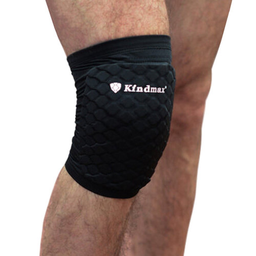 Set of 2 Leg Guard Honeycomb Knee Pad Outdoors Safety Sleeve Protector/Support