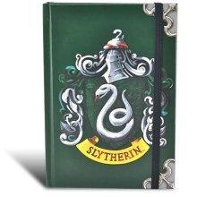 Harry Potter Slytherin House Crest Notebook