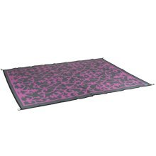 Bo-Leisure Outdoor Rug Chill mat Lounge 2.7x2 m Pink 4271023