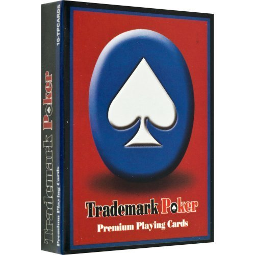 Trademark Premium Blue Playing Cards