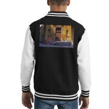 Martyn Goddard Official Photography - Italdesign Aztec 2 Concept Car Kid's Varsity Jacket