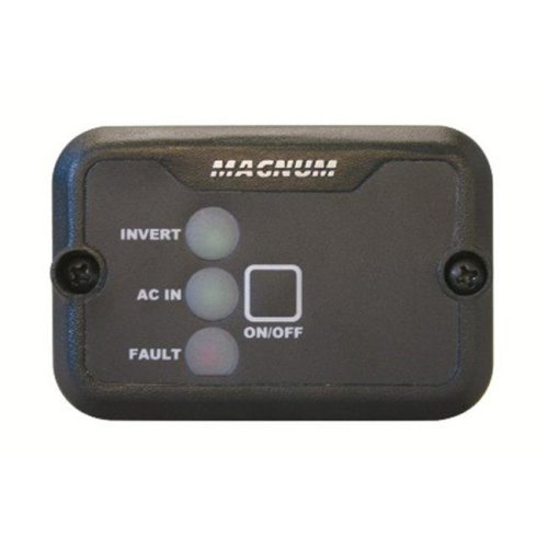 Magnum Energy MM-RC25 6 Led Remote With 25 Cable - Use With Mm Inverter and Chargers