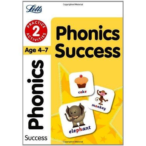 Phonics 2: Practice Activities (Letts Key Stage 1 Success)