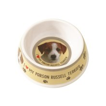 Parson Russell Terrier Dog Bowl
