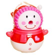 Lovely Office & School Supplies Hand Rotating Pencil Sharpener -Snowman
