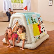 Intex 48634 Animal Trails Indoor Inflatable playhouse tent for kids