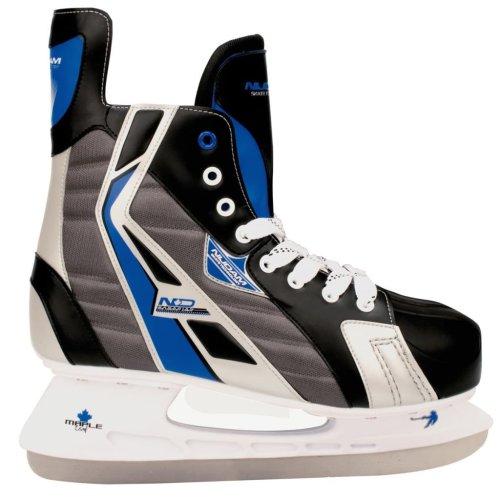 Nijdam Ice Hockey Skates Size 44 Polyester 3386-ZBZ-44