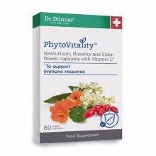 Dr Dunner  Nastartium  Rosehip  Elderflower & Vitamin C Caps 60s
