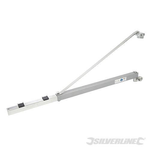 Silverline Hoist Support Arm 600kg Max Load - 407455 Electric -  hoist support arm silverline 600kg load max 407455 electric