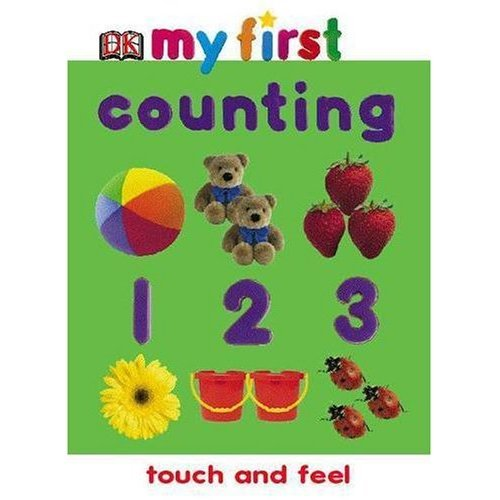 My First Counting Touch and Feel