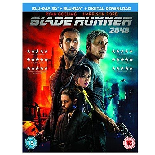 Blade Runner 2049 [2 Disc Blu-ray] [2017] [DVD]