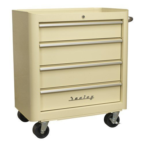 Sealey AP28204 Rollcab 4 Drawer Retro Style
