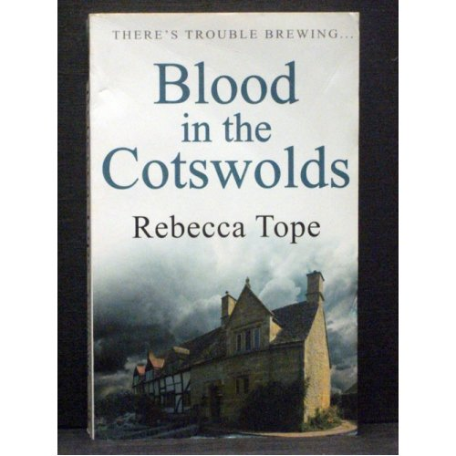Blood in the Cotswolds fifth book Thea Osborne series