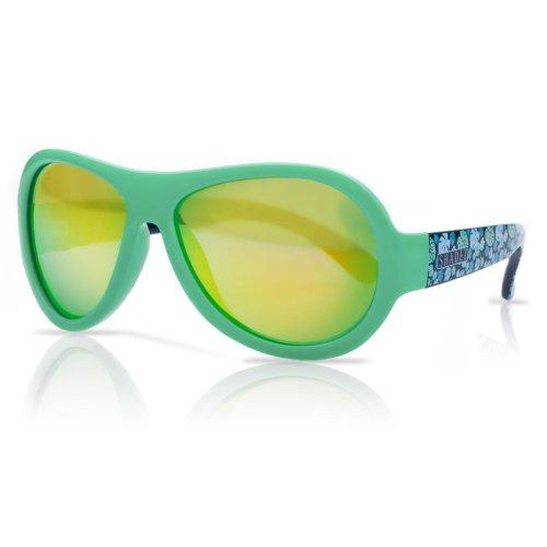Shadez sunglasses Leaf Print Green