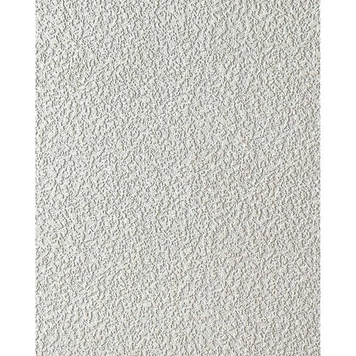 EDEM 204-40 15m textured plaster woodchip decor vinyl wallpaper white   7.95 sqm