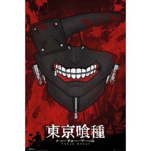 Tokyo Ghoul Mask Maxi Poster
