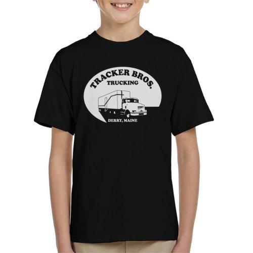 Tracker Bros Trucking IT Kid's T-Shirt