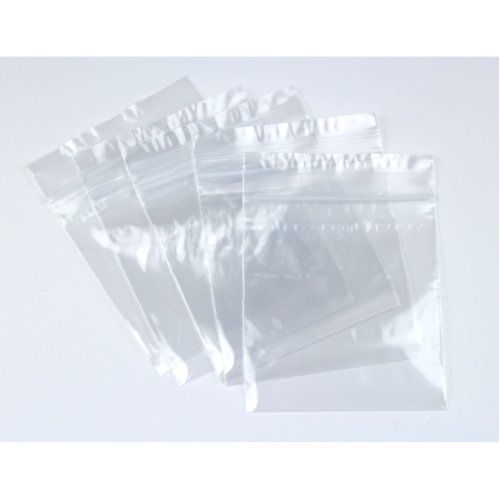 GRIP SEAL BAGS Self Resealable Clear Polythene Poly Plastic Zip Lock