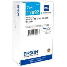 Epson C13T789240 (T7892) Ink cartridge cyan, 4K pages, 34ml