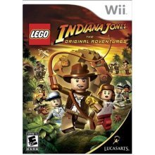 Wii - Lego Indiana Jones / Game