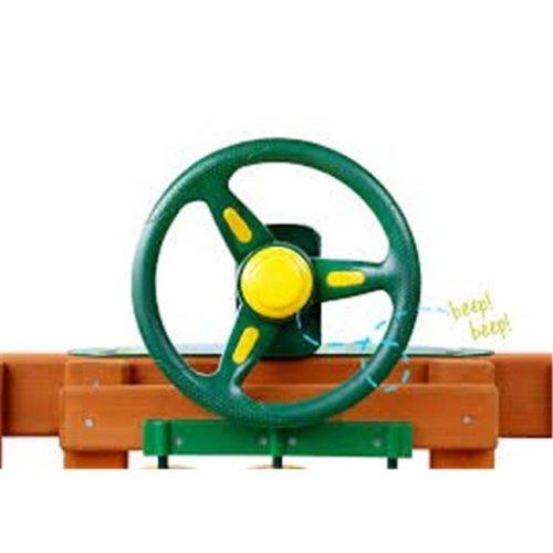 Gorilla Playsets 07-0034-G Rally Racing Wheel