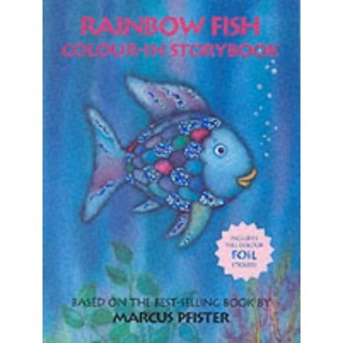 The Rainbow Fish Colour in Storybook